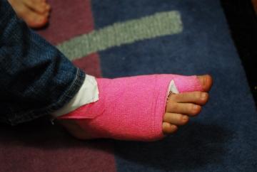 כף הרגל כואבת? גורמים ודרכי טיפול