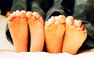 כפות רגליים: מה הן מעידות על בריאותינו
