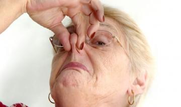 מהו שמה המקצועי של זיעה בעלת ריח רע ?
