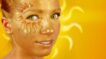 נזקי השמש לעור