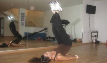 5 תרגילים לנשים: חיזוק שרירי בטן תחתונה